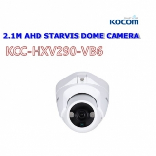 2.1M AHD STARVIS DOME CAMERA